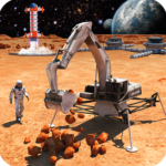 Space Station Construction City Planet Mars Colony 2.8 MOD (Remove Ads)