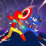 Super Stickman Heroes Fight  3.0 MOD (Unlimited Coin Pack)