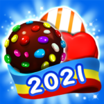 Sweet Candy Mania – Free Match 3 Puzzle Game  MOD  1.5.8