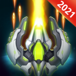 WindWings: Space Shooter 1.2.35 MOD (Unlimited GCOIN)