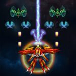 Alien Attack: Galaxy Invaders 1.4.1 MOD (Unlimited Crystals)
