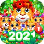 Bubble Shooter 2 Tiger 1.0.61 MOD (Unlimited coins)