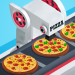 Cake Pizza Factory Tycoon: Kitchen Cooking Game 4.0 MOD