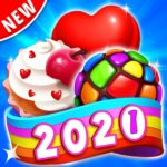Candy Matching 1.3.0 MOD (Unlimited gold coins)