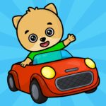Car games for toddlers 1.9 MOD (Full Version)