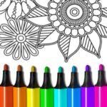 Coloring Book for Adults 8.3.8 MOD (Premium Access)