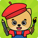 Coloring and drawing for kids 3.107 MOD (Full version)