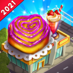 Cook n Travel: Cooking Games Craze Madness of Food 3.2 MOD (Unlimited Diamonds)