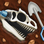 Dino Quest: Dig & Discover Dinosaur Game Fossils 1.8.3 MOD (Unlimited energy)