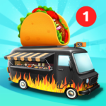 Food Truck Chef™ Emily's Restaurant Cooking Games 8.6 MOD (Unlimited Gem Pack)