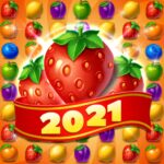 Fruits Farm: Sweet Match 3 games 1.1.8 MOD (Unlimited Coins)