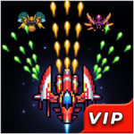 Galaxy Shooter : Falcon Squad Premium 7.4 MOD (Starter Pack)