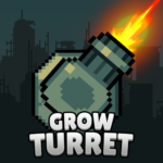 Grow Turret 7.6.9 MOD (LEVEL UP PACKAGE)