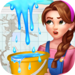 House Design: Home Cleaning & Renovation For Girls 1.0.7 MOD (Unlimited Diamonds)