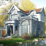 Houses Jigsaw Puzzles 2.10.0 MOD (Jigsaw Puzzle  Purchase)