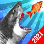 Hungry Shark Attack Game 3D 2.2 MOD (Unlimited Gems)