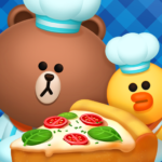 LINE CHEF Enjoy cooking with Brown! 1.14.1.0 MOD (Unlimited Rubies)