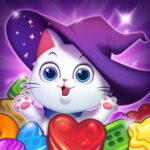Magical Cookie Land 1.2.10 MOD (Unlimited coins)