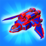 Merge Space Ships: Cyber Future Merger 3D 2.0.18 MOD