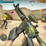 Paintball Shooting Games: Commando Training Squad  5.1 MOD (Unlimited Items)