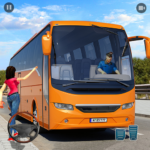 Real Bus Simulator Driving Games New Free 2021 2.1 MOD (Ultimate League)