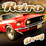 Retro Drag Racing 8 MOD (Unlimited Respect Points)