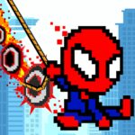 Rope Pixel Master 0.19 MOD (Remove Ads)