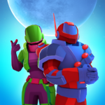 Space Pioneer: Action RPG PvP Alien Shooter 1.13.0 MOD (Laser Rifle)