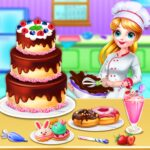 Sweet Bakery Chef Mania: Baking Games For Girls 4.6 MOD