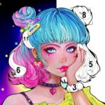 Sweet Coloring: Color by Number Painting Game 1.0.31 MOD (no Ads)