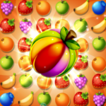 Sweet Fruits POP : Match 3 Puzzle 1.5.4 MOD (Unlimited Gold)