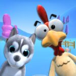 Talking Puppy And Chick 1.32 MOD (Pro)