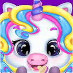 Unicorn daycare activities. 17.0 MOD (Unlimited coins)