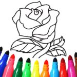 Valentines love coloring book 16.2.6 MOD