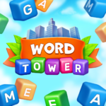 Word Tower 1.1.20 MOD (Coin Pack)
