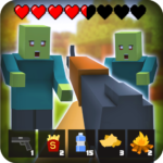Zombie Craft Survival 3D: Free Shooting Game 45 MOD