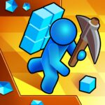 Adventure Miner 1.11.9 MOD (Unlimited gold coins)