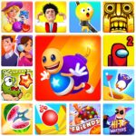All Games, Puzzle Game, New Games 1.21 MOD