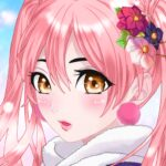 Anime Dress Up Queen Game for girls 0.5 MOD (Unlimited Diamonds)