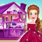 Baby doll house decoration game | New Toy sets  MOD 2021.7.1