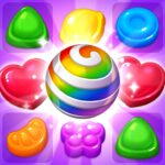 Candy Sweet: Match 3 Puzzle 21.0630.01 MOD (Unlimited gems)