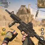 Commando Shooting Games 2021: Real FPS Free Games 21.6.2.2 MOD (Captain's Pay)