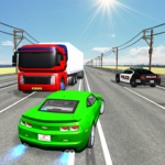 Extreme Highway Traffic Car Race  MOD 1.0