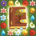 Flower Book: Match-3 Puzzle Game 1.198 MOD (Unlimited Coins)