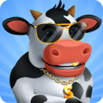 Idle Cow Clicker Games: Idle Tycoon Games Offline  MOD 3.1.5