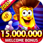 Jackpot Crush 3.0.007 MOD (Unlimited Coin package)