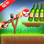 Knock Down Bottles 321 :Ball Hit Cans & Shoot Down 0.1 MOD