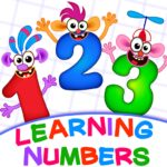 Learning numbers for kids! Writing Counting Games! 2.0.4.1 MOD (All numbers)