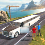 Limousine Taxi Driving Game 1.14 MOD (Remove Ads)