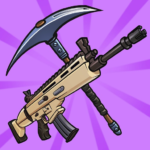 Mad GunZ – Battle royale & shooting games MOD (Small stack of coins) 2.3.1